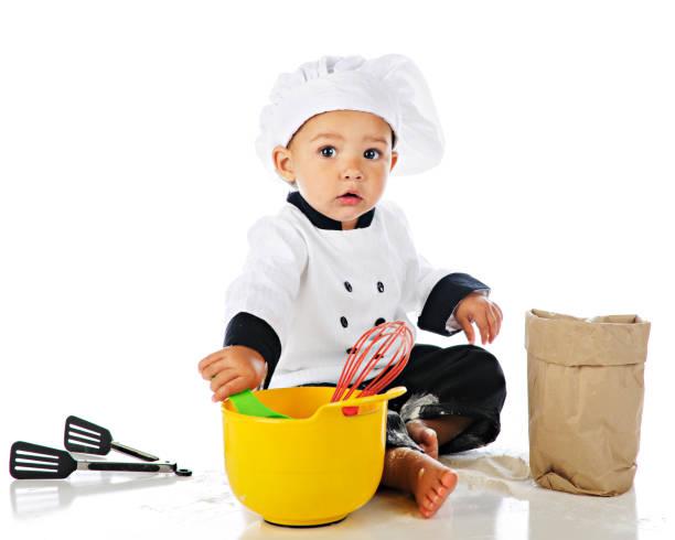 Corso di cucina per bebè