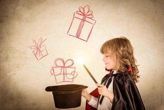 Organizzazione festge per bambini magia Torino