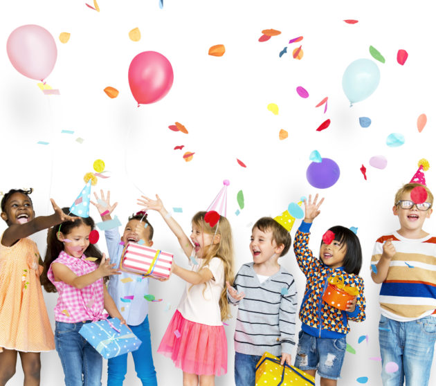 Feste per bambini a Torino