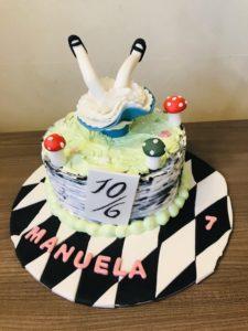 torta di cake design torino