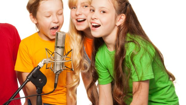 Feste per bambini musica Karaoke Torino