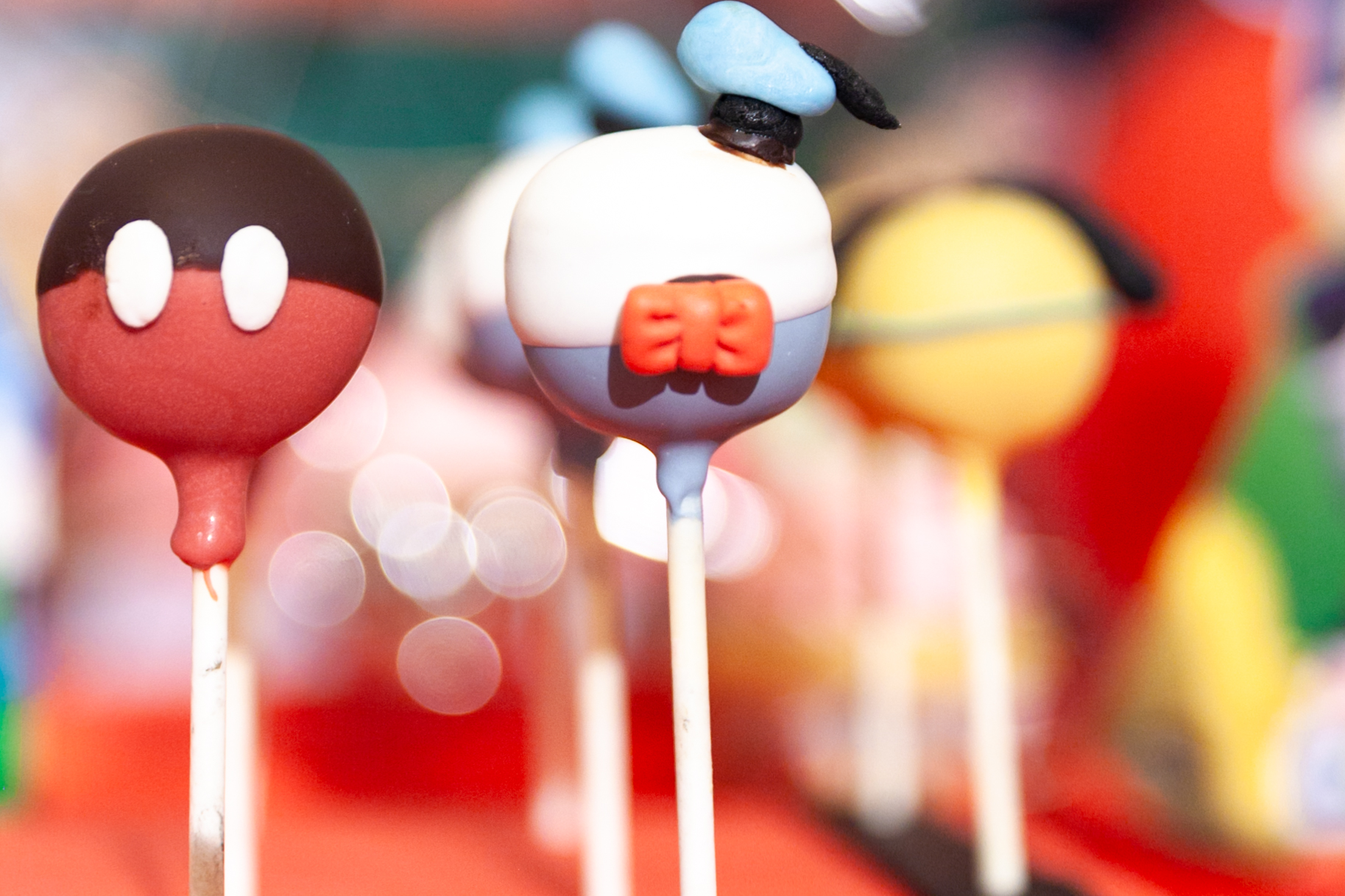 cake pops topolino cake design torino