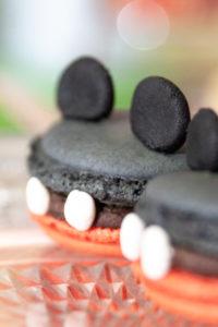 macaron topolino cake design torino