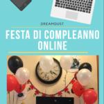 festa di compleanno digitale