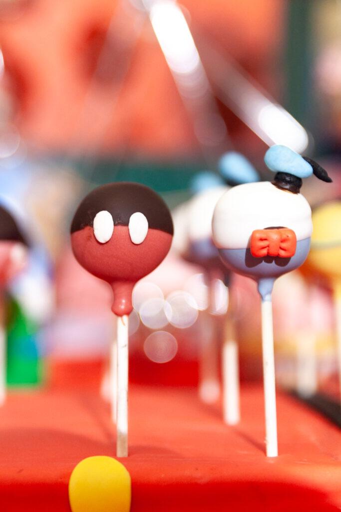 cake pops topolino