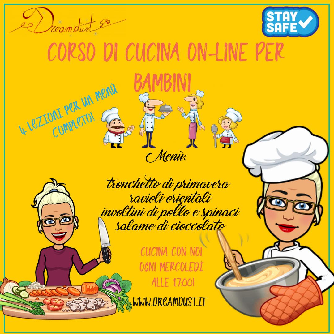 Baby Chef Corso Di Cucina Per Bambini Dreamdust Party Planner Torino E Milano