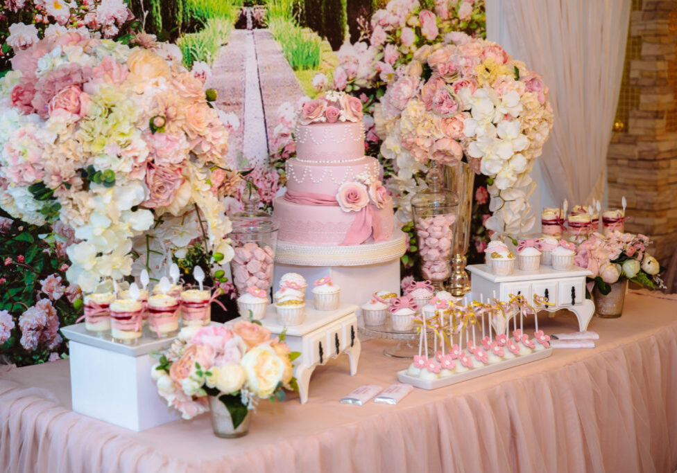 Sweet table Matrimoni Torino