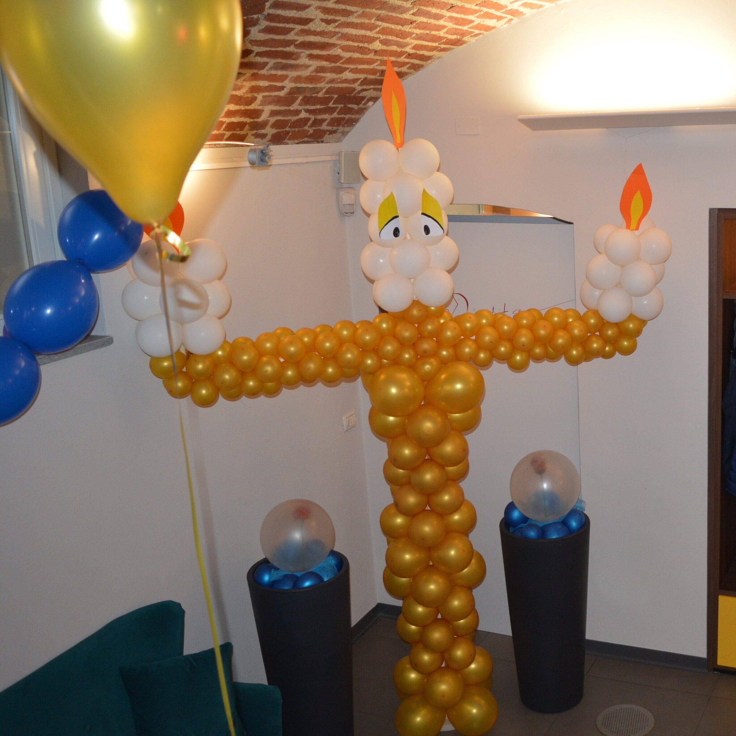 opere di balloon art in italia