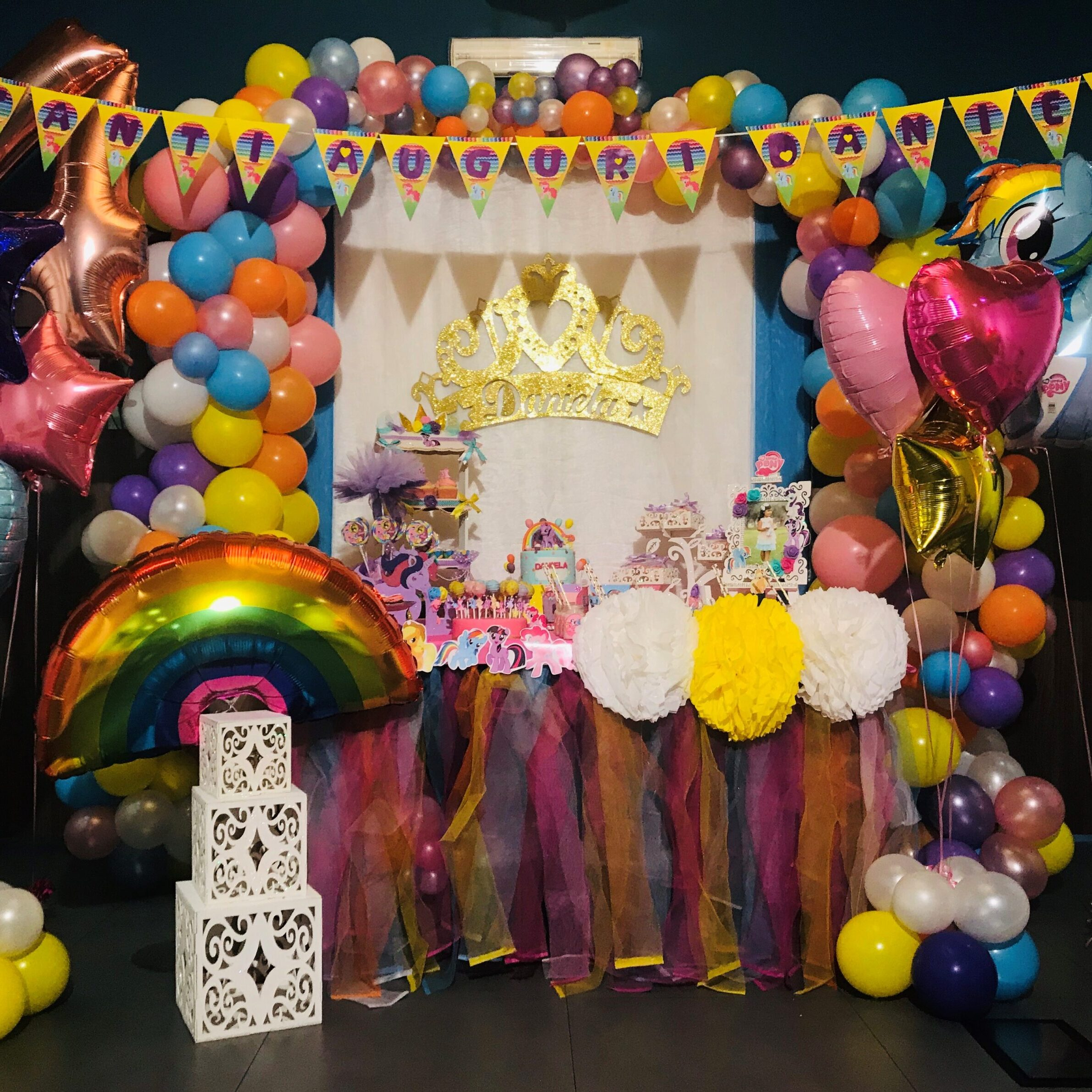 baby party planner a milano